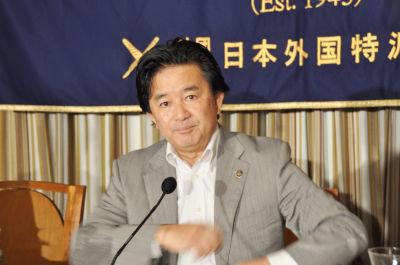 「伊波洋一  日本海外特派員協会」の画像検索結果